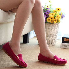 New 2016 women flats fashion shoes slip on woman loafer size 35~40 moccasins sapatilhas femininos