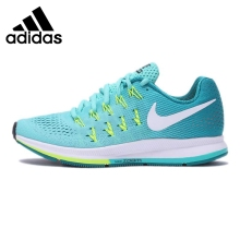 Original NIKE AIR ZOOM PEGASUS 33 Women's Running Shoes Sneakers