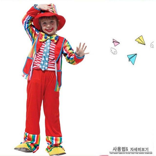 Tienda Online Nuevo divertido Naughty trajes de payaso para niños ...