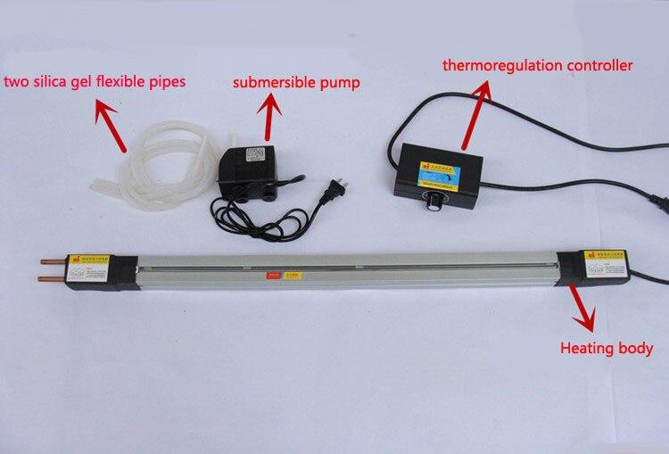 SJ-1250 Chaude machine à cintrer pour plaques organiques, Acrylique machine à cintrer, machine à cintrer pour les plaques en plastique, PVC machine à cintrer
