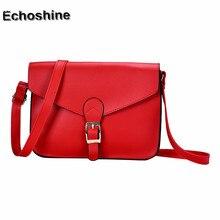 2016 hot sale Women Imitation leather Shoulder Bag Satchel Handbag Retro Messenger bags clutch gift wholesale