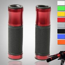 """Universal 7/8"""" 22MM CNC Motorcycle handlebar grip Motorbike handle bar grips And Ends FOR Yamaha XMAX X MAX 125 250 300 400"""