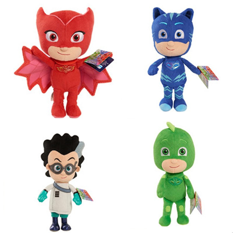 4styles Mask Hero Doll Cartoon Baby Kids Plush Toys comforting Sofa Xmas Gift Action Figure Bunny Cushion Film Transfiguration new hot 17cm avengers thor action figure toys collection christmas gift doll with box j h a c g