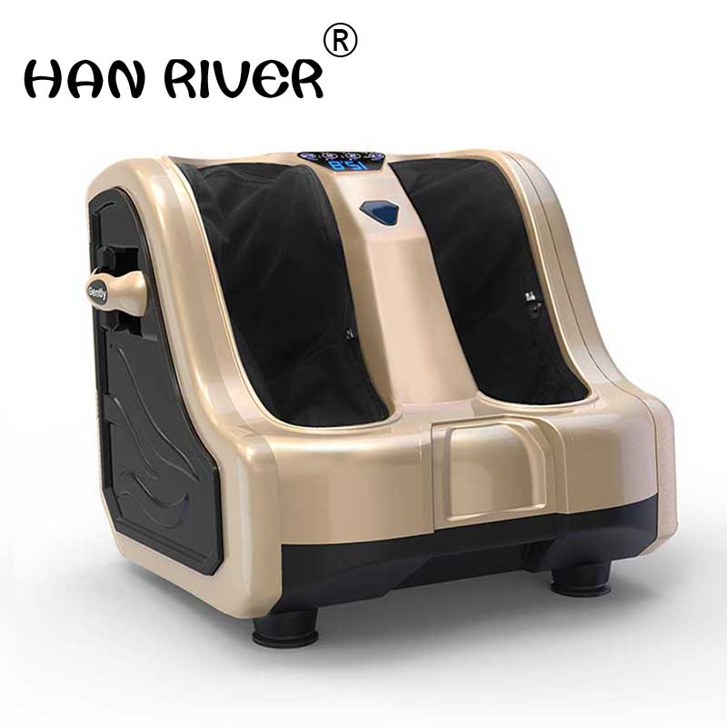 Foot massage machine automatic kneading household massager foot acupoints small leg foot foot massage machine|Massage & Relaxation| |  -