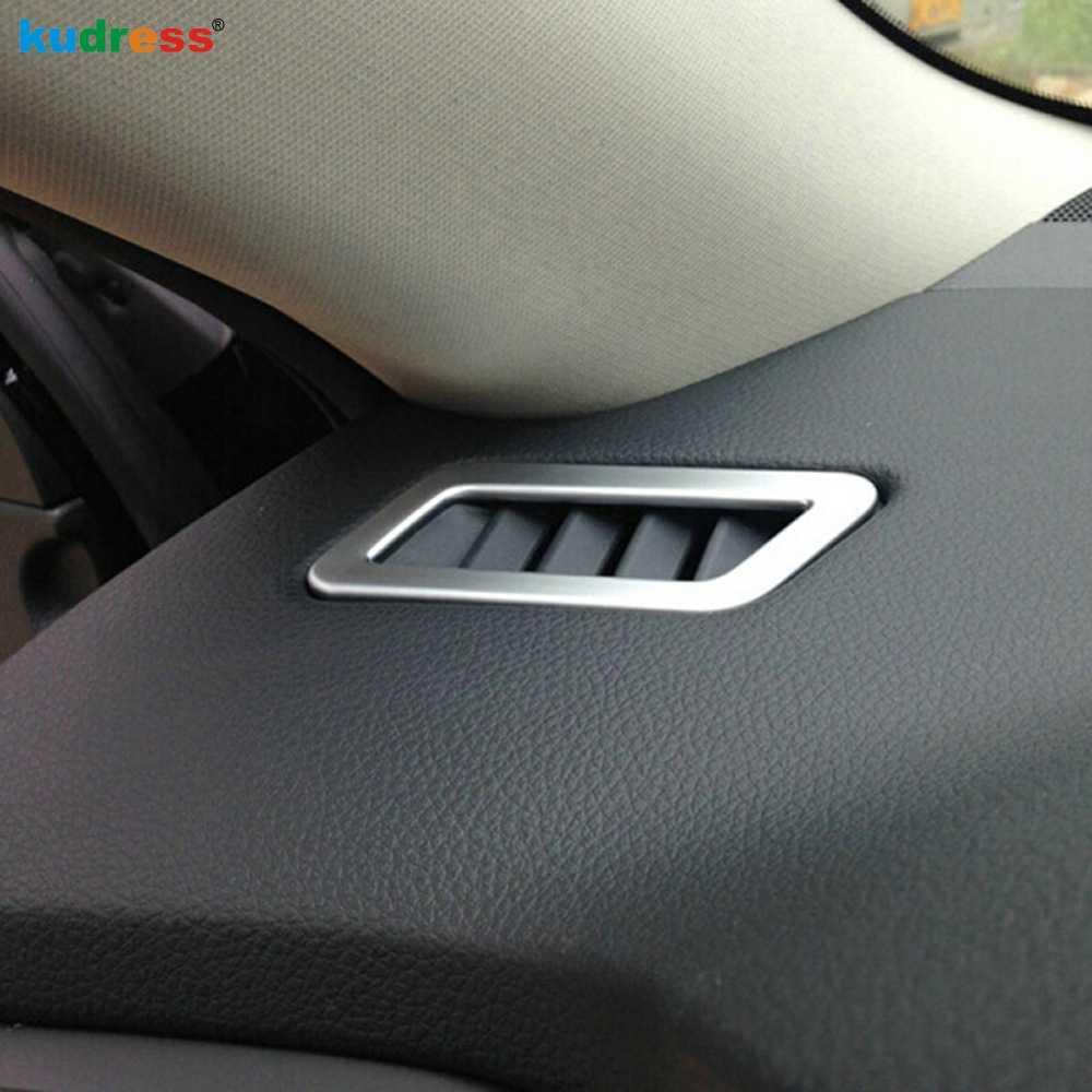 Voor Nissan Qashqai J11 2014-2018 2019 ABS Matte Interieur AC Air Vent Cover Trim Airconditioning Outlet Cover trim Accessoires