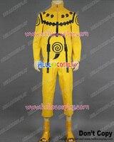 Naruto Cosplay Naruto Uzumaki Tailed Beast Chakra Mode Costume H008