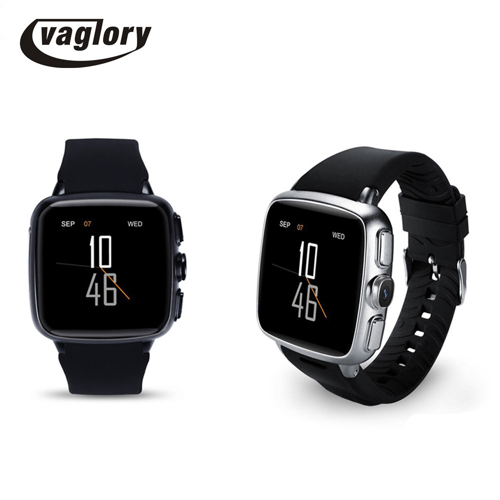 Smart Watch Z01 Bluetooth  Android 5.1 Smartwatch 1GB RAM 8GB ROM WiFi GPS SIM Camera GPS Heart Rate Monitor For iOS Android lemfo lem5 android 5 1 smart watch phone 1gb 8gb heart rate monitor pedometer google map smartwatch bluetooth for ios android