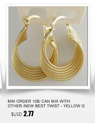 """Минимальный заказ 10$/можно смешивать дизайн-желтое золото GP Наложение 1"""" ожерелье и Иисус крест символ Яркий кулон он висит 45 мм 1,8 дюйма"""