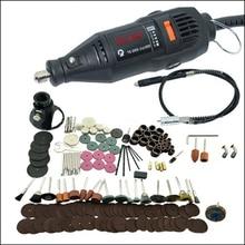 180W Electric Dremel Mini Drill Electric Drill orbital polisher  Rotary Tool grinder  Mini mill Grinding Machine