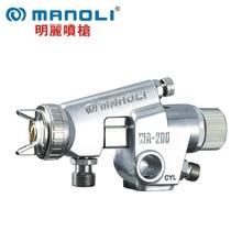 Фотография Taiwan Ming Li Quality Goods WA 200 P Small-sized Automatic Spray Gun WA 200 Spray Gun Price At Factory Goods In Stock