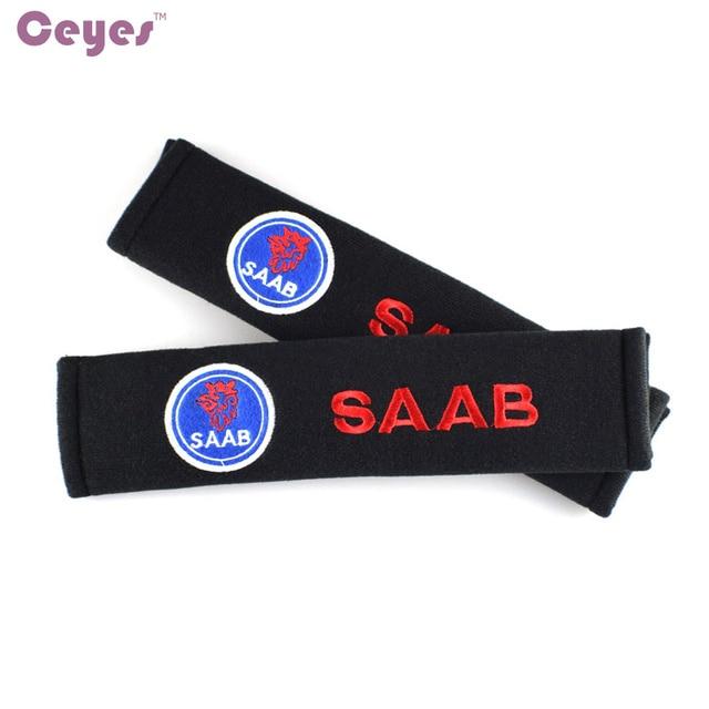 Auto Car-Styling Car Sticker Emblemi Badge Tutto il Cotone di Caso Per Saab 9-5 9-7 PhoeniX-2X 9-3 03-10 Accessori Auto Styling