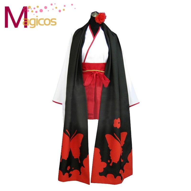 c466b5044b8 Kisstyle Мода ину х Boku SS Shirakiin Ririchiyo форма Косплэй костюм ...