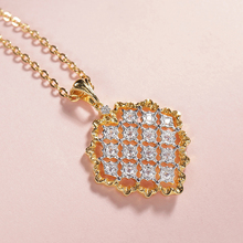 ФОТО 925 sterling silver zircon necklace sliver 925 jewelry for women european court style vintage style