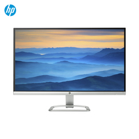 Version Espanola Monitor LCD HP 27es (Full HD IPS, PC, 1.920 x 1.080 pixeles, LED, 7 ms,) Color negro y plateado