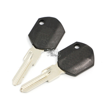 High Quality Motorcycle Black Blank Key For KTM DUKE 125 250 390 New