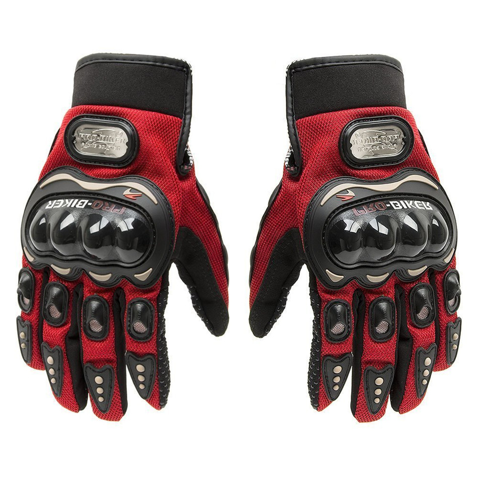 Hot Sale Summer Winter Full Finger motorcycle gloves gants moto luvas motocross leather motorbike guantes moto