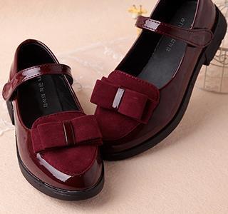 Niños princesa shoes de cuero de la pu 3 colores casual bebé flor rosa girls fashion brand shoes ninos envío gratis 668