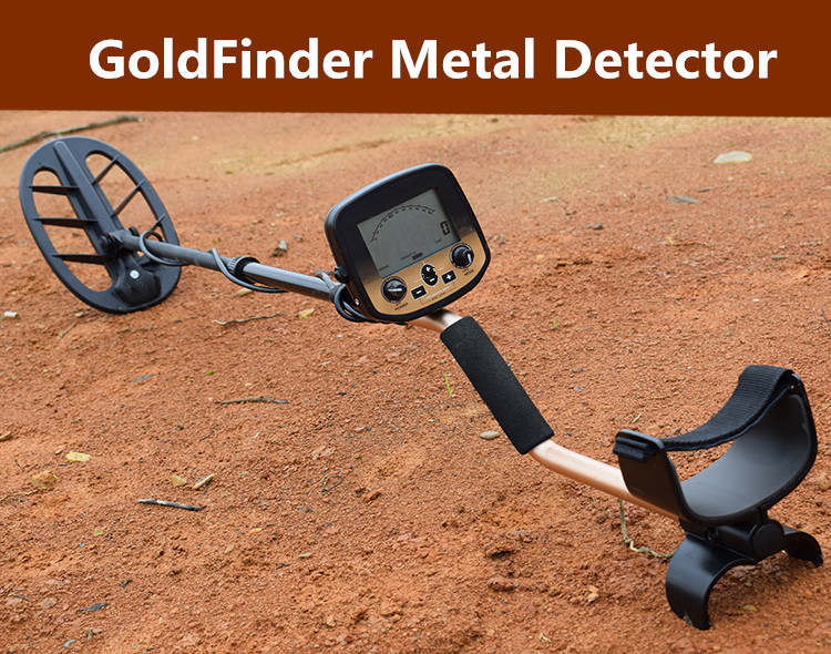 Nuovo Arrivo Metropolitana Metal Detector di Ricerca Pro Oro Finder Rilevatore di Lpp 2 Bobine Treasure Hunter Finder Pinpointer Display LCD