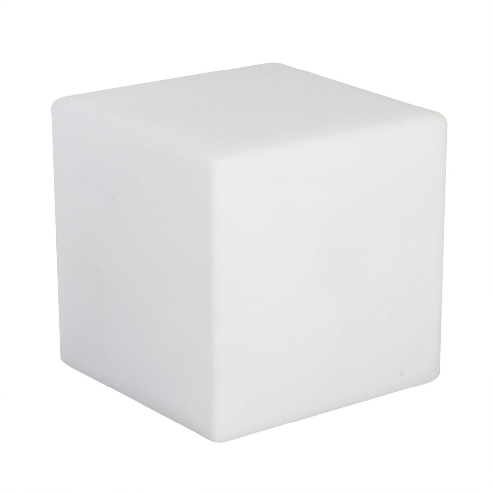 Com buy 10cm cube decorative battery operated rgb led table lamps - Led Color Changing Mood Cube Night Light Table Lamp Long Time Use Gadget Home Party Decoration