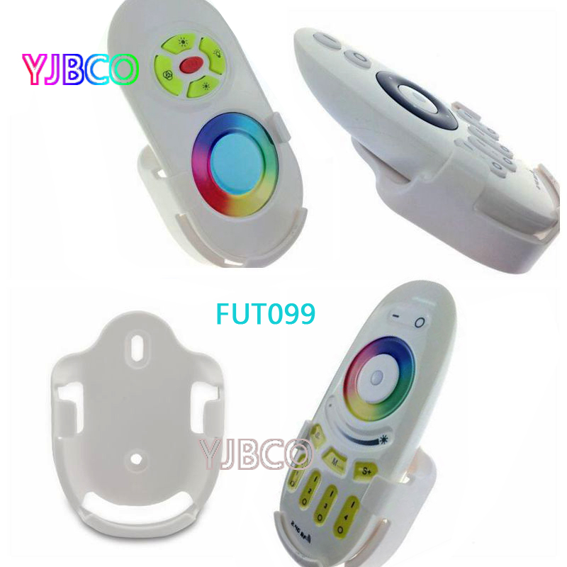 купить Remote Wall Mount Bracket Holder for 2.4G Mi Light 4-Zone RF Wireless Touch Panel Single Color CW/WW RGB RGBW Remote Controller недорого
