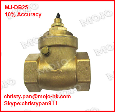 free shipping ! MJ-DB25 G1 Paddle type 10% Copper Brass flow switch 64*40*95 water pump electronic pressure switch free shipping paddle type mj db32 flow switch with 1 25 inch