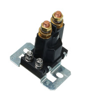 Dual Battery Isolator Relay Start On Off 4 Pin 500A 12V 24V DC For Car Power
