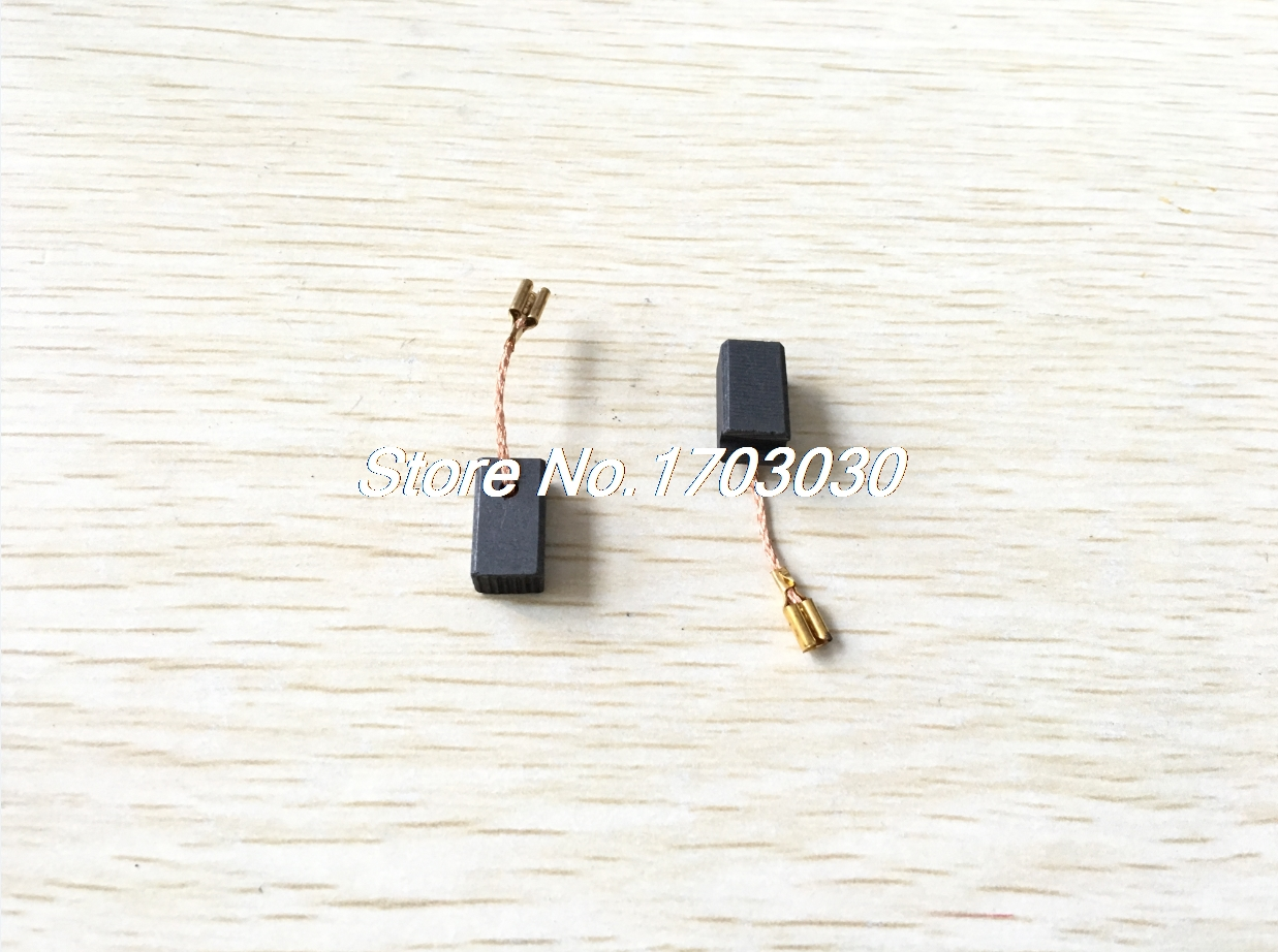 20Pcs Spare Parts Carbon Brushes 14mm X 8.5mm X 6mm  Electric Motor