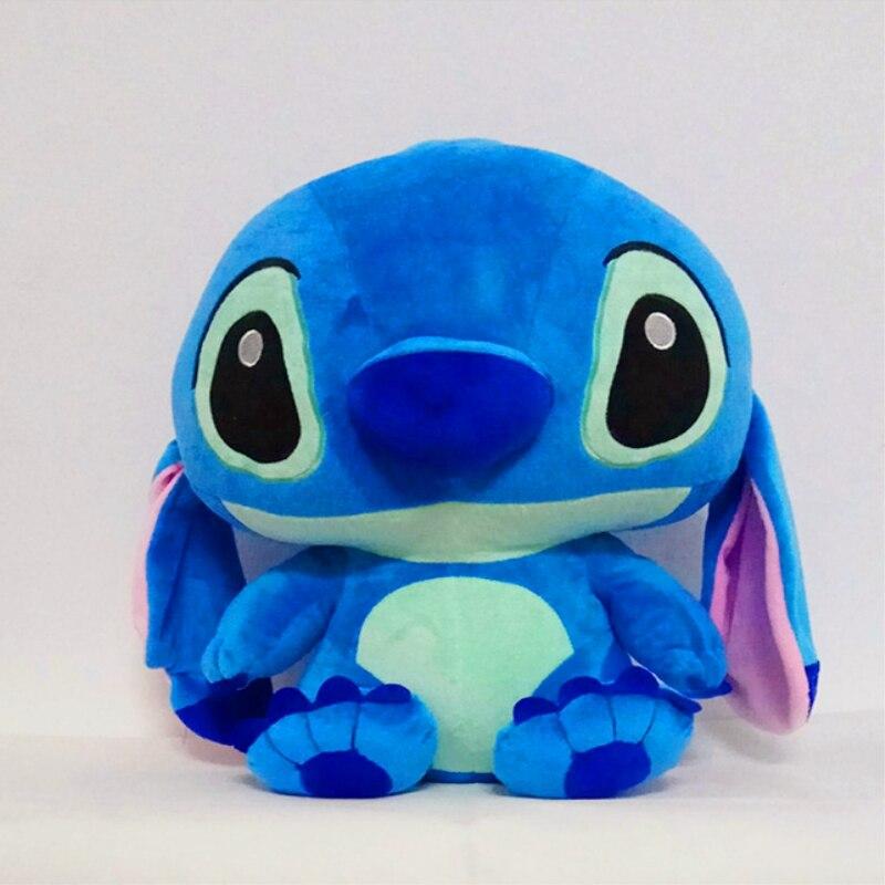 Disney Lilo And Stitch Soft Touch Stuffed Plush Doll Toys Figure Kids Gift Anime