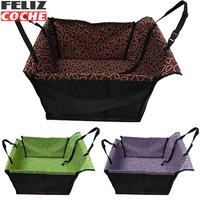 Pet Dog Cat Car Rear Back Seat Carrier Cover Pet Dog Mat Blanket Hammock Cushion Protector