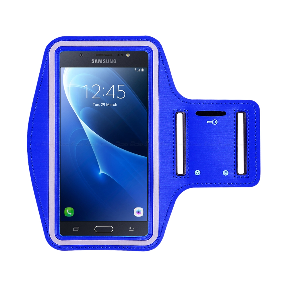 2017 Samsung Galaxy J3 Sports Running Jogging Gym Armband Case Cover Holder