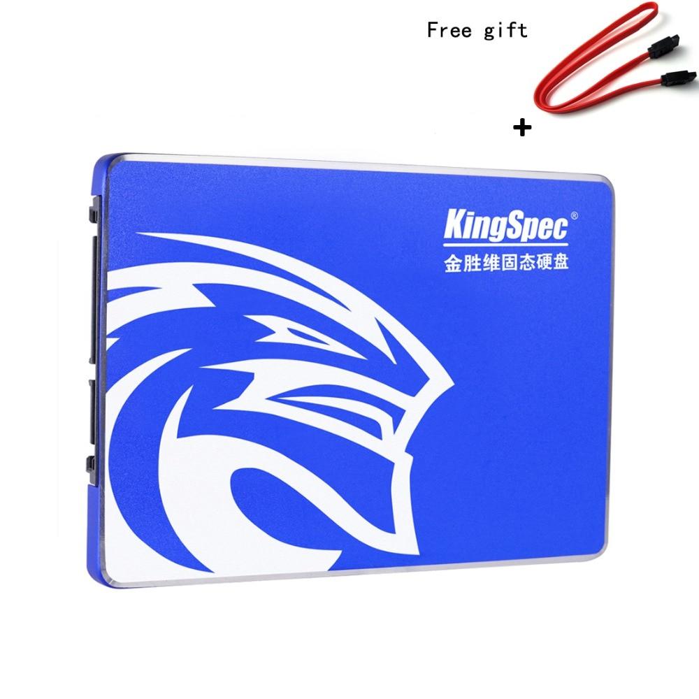 Kingspec ultra-slim metal 2.5 inch HDD Solid state Disk internal 64GB SSD SATA3  6Gb/S with super-speed for PC laptop&desktop kingspec 7mm 9 5mm metal 2 5 inch ssd hd hard drive disk internal 64 gb ssd sata3 6gb s with high speed for pc laptop