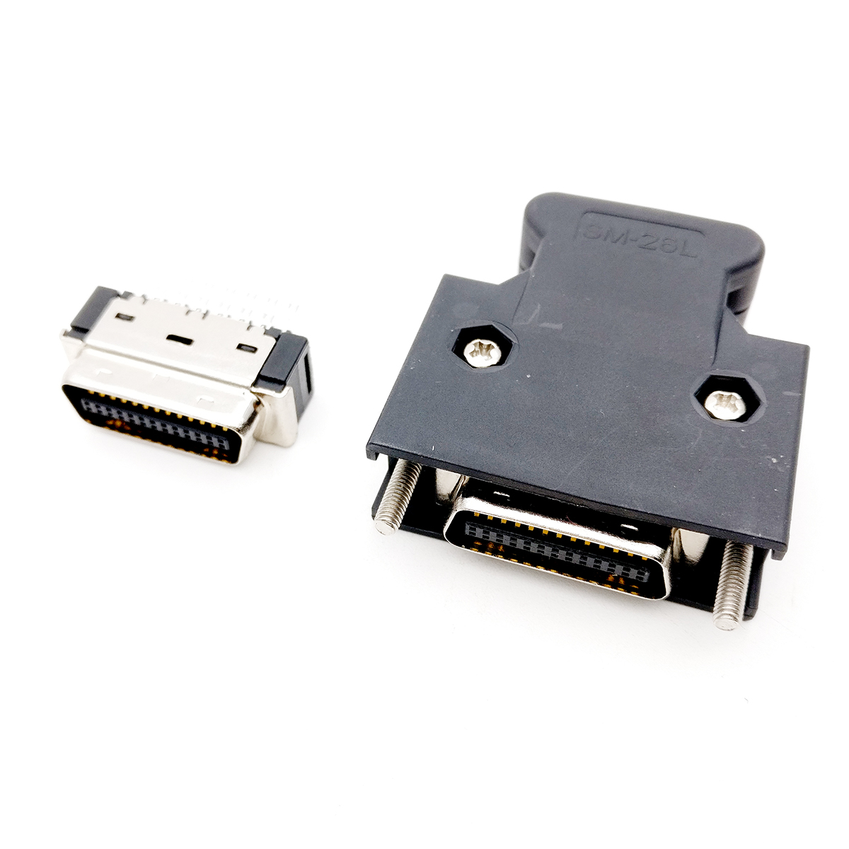 Mdr Cable Connector Male 26 Pin Compatible With 3m Scsi Cn To Rj45 Wiring Diagram 10326 10126 In Connectors From Lights Lighting On Alibaba Group