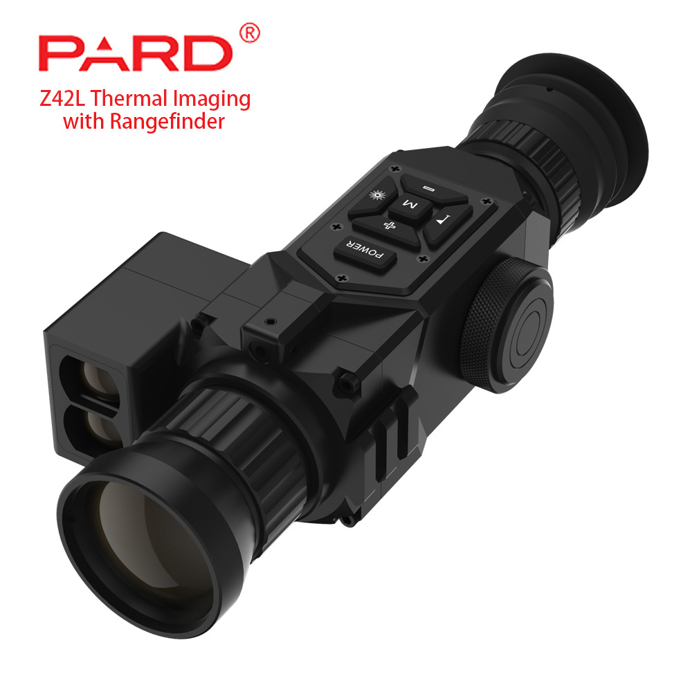 PARD Hunt Pro 384 17 Digital Thermal Imaging Hunting Rifle Scope Night Vision Optics with Rangefinder