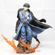 Roy Mustang Action Figure