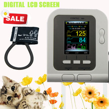 Veterinary Vet Use Digital Blood Pressure Monitor CONTEC08A, NIBP+cuff+Software
