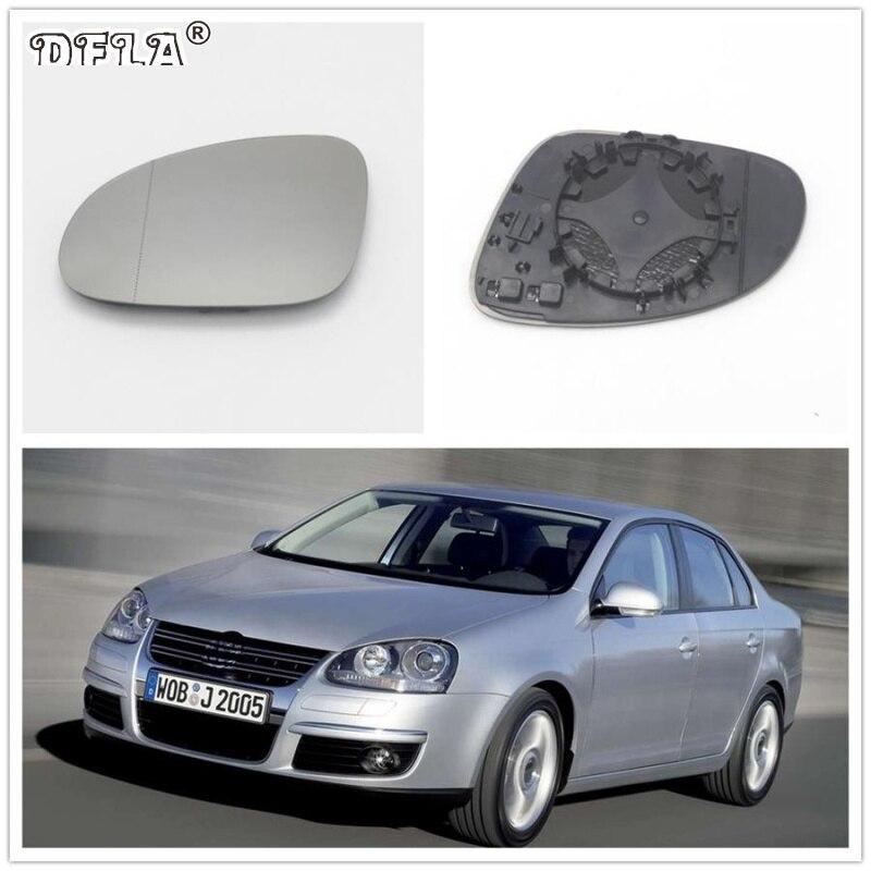 For VW Touareg wing mirror glass 02-06 Left Passenger side Aspherical Blind Spot