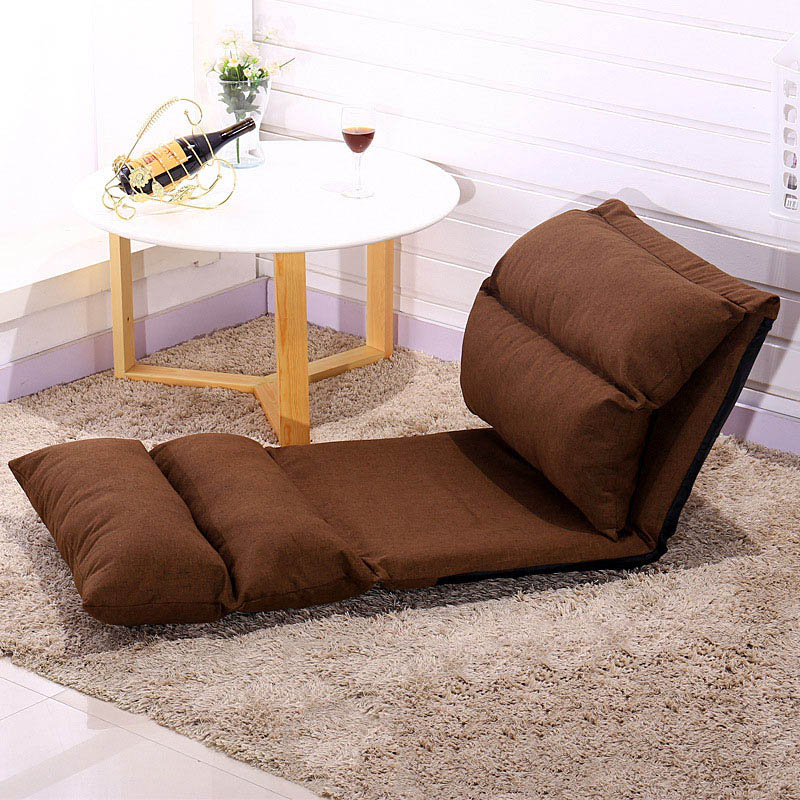 High Quality Bedroom Furniture Lazy Sofa Portable Outdside Indoor Sleeping Bed Multifunctional Lazy Chair