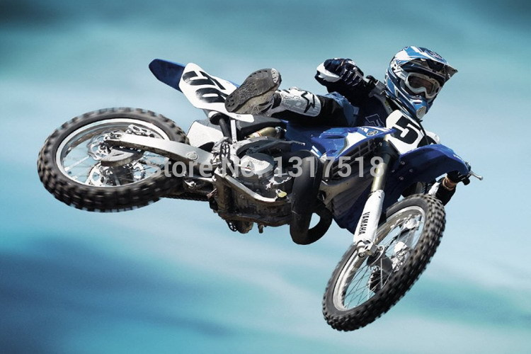 Online Buy Wholesale Motocross Live From China Motocross Live. Motocross Decor  Dirt Bike Name Decal Motorcycle For Motocross