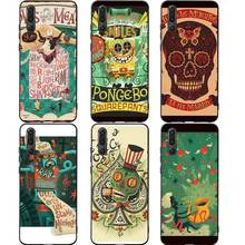 Lovely Cute Cartoon Phone Cases Cover for Huawei P30 lite pro nova 3i Mate 20 Case P smart 2019 Soft