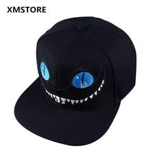 2017 New Alice In Wonderland Cheshire Cat Cartoon Baseball Caps BUGS BUNNY SYLVESTER Hats For Men Women Snapback Hiphop Hat W129