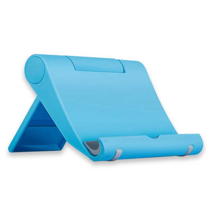 Fimilef Настольный держатель для телефона Подставка гибкий складной мобильный телефон подставка общий кронштейн для iPhone для Xiaomi сотовый телефон планшет