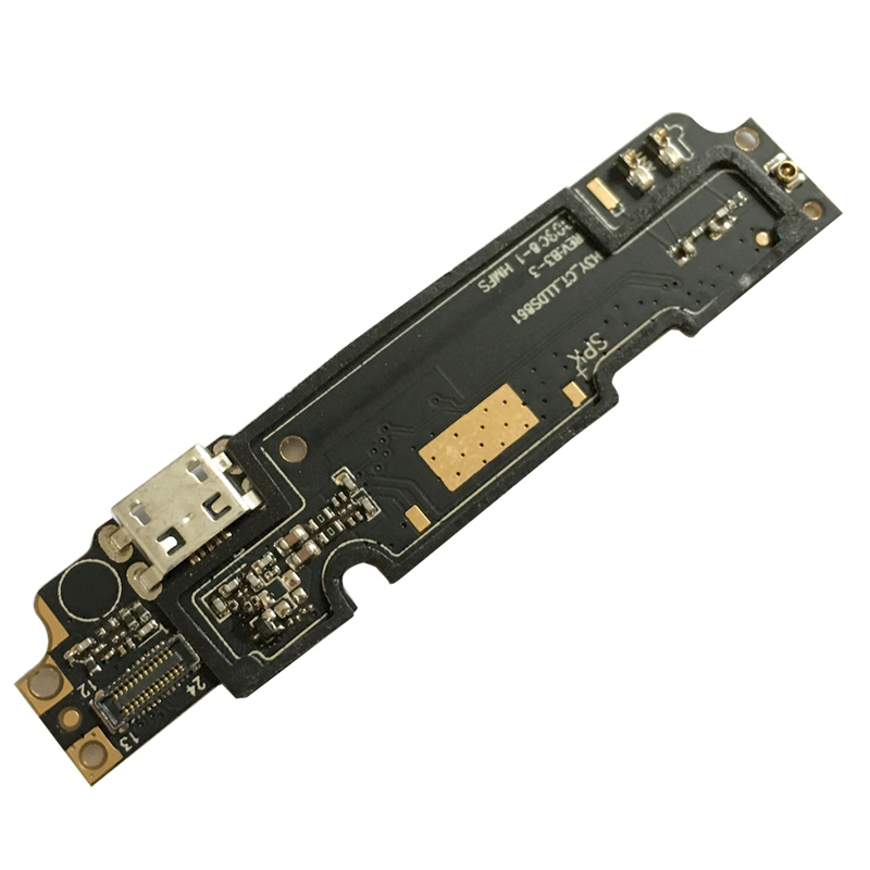 New Dock Connector Charger Plug Board Micro USB Charging Port Flex Cable Ribbon For xiaomi redmi note 2 usb board