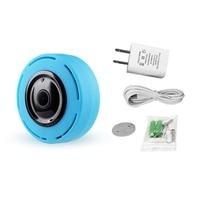 LESHP Mini Smart Wireless Monitoring Camera 720P HD 180 Degrees WIFI Panoramic P2P Network Camera Household