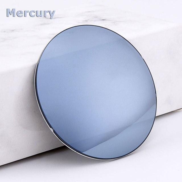 295254c7e8 1.499 Single Vision Mirror Colorful Polarized Eyeglasses Lenses SPH 0~+8.00  Cyl Hyperopia Optical