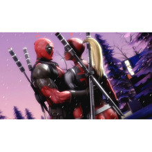 Deadpool full square embroidery Diamond 5D DIY diamond Painting Cross Stitch picture of Mosaic Rhinestone Y2357
