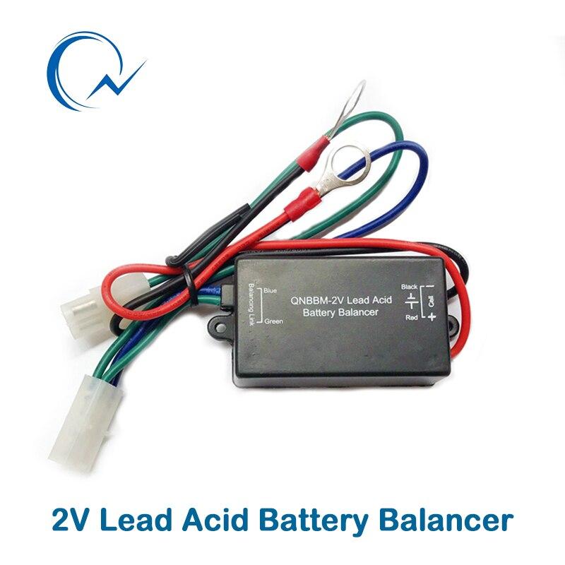 18pcs QNBBM 2V Lead Acid Battery Equalizer for Super Capacitor Balancer Anti Sulfuration Vulcanization LTO battery