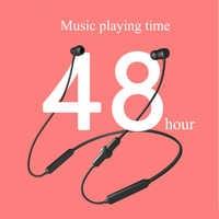 Q5, Auriculares deportivos inalámbricos con bluetooth para teléfonos móviles, auriculares con micrófono, graves fuertes, audífonos, teléfono de ouvido