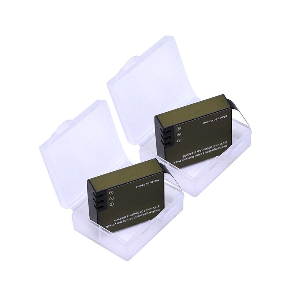 2Pc/lot Action Camera Batteries PG1050 For SJCAM SJ4000 SJ5000 SJ6000 SJ8000 EKEN 4K H8 H9 GIT-LB101 GIT PG900 1050mAh Battery2Pc/lot Action Camera Batteries PG1050 For SJCAM SJ4000 SJ5000 SJ6000 SJ8000 EKEN 4K H8 H9 GIT-LB101 GIT PG900 1050mAh Battery