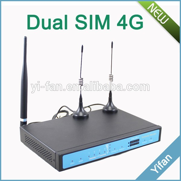 Online Buy Wholesale 4g Lte Dual Sim Router From China 4g