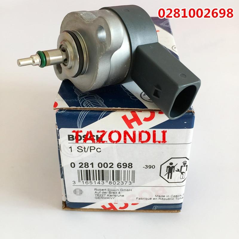 Original and new pressure control valve DRV 0281002698 0281002699 05139699AA 6110780549 A6110780549